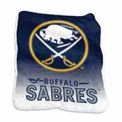 Buffalo Sabers Raschel Throw