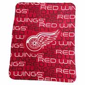 Detriot Red Wings Classic Fleece