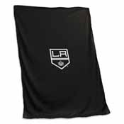 LA Kings Sweatshirt Blanket