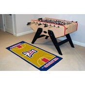 Arizona Basketball Court Runner 30x72