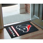 NFL - Houston Texans Uniform Inspired Starter Rug 19x30