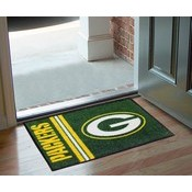 NFL - Green Bay Packers Uniform Inspired Starter Rug 19x30