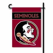 Florida State Seminoles 2-Sided Garden Flag