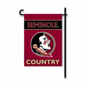 Florida State Seminoles 2-Sided Country Garden Flag