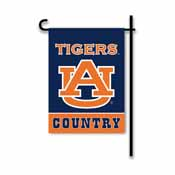 Auburn Tigers 2-Sided Country Garden Flag