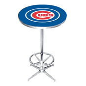 Chicago Cubs Pub Table
