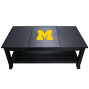 University of Michigan Coffee Table