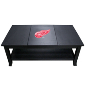 Detroit Redwings Coffee Table
