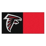 NFL - Atlanta Falcons Carpet Tiles 18x18 tiles
