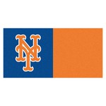 MLB - New York Mets Carpet Tiles 18x18 tiles