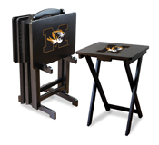University of Missouri TV Trays W/Stand
