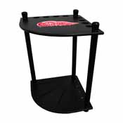 Detroit Redwings Corner Cue Rack