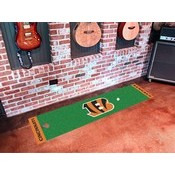 NFL - Cincinnati Bengals PuttingNFL - Green Runner