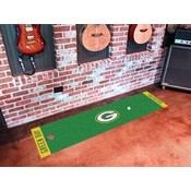 NFL - Green Bay Packers PuttingNFL - Green Runner