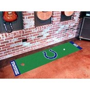 NFL - Indianapolis Colts PuttingNFL - Green Runner