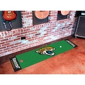 NFL - Jacksonville Jaguars PuttingNFL - Green Runner