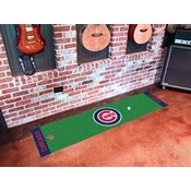 MLB - Chicago Cubs Putting Green Runner