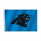 Carolina Panthers 2 Ft. X 3 Ft. Flag W/Grommetts
