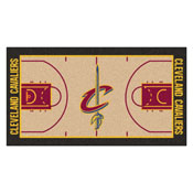NBA - Cleveland Cavaliers Large Court Runner 29.5x54