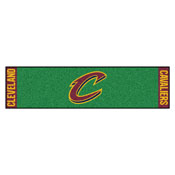 NBA - Cleveland Cavaliers Putting Green Runner 18x72
