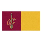 NBA - Cleveland Cavaliers 18x18 Carpet Tiles