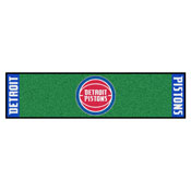 NBA - Detroit Pistons Putting Green Runner 18x72