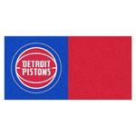 NBA - Detroit Pistons 18x18 Carpet Tiles