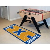 Xavier Basketball Court Runner 30x72