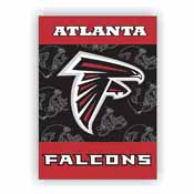 Atlanta Falcons 2-Sided 28 X 40 House Banner