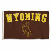Wyoming 3 Ft. X 5 Ft. Flag W/Grommets