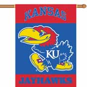 Kansas Jayhawks 2-Sided 28