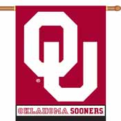 Oklahoma Sooners 2-Sided 28