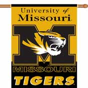 Missouri Tigers 2-Sided 28