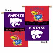 Kansas - Kansas St. 2-Sided 28