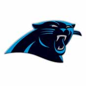 Carolina Panthers Vinyl Magnet