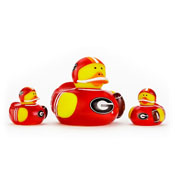 Georgia Bulldogs 3-Pack All Star Ducks