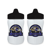 Sippy Cup (2 Pack) - Baltimore Ravens
