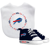 Bib & Prewalker Gift Set - Buffalo Bills