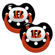 Pacifier (2 Pack) - Cincinnati Bengals