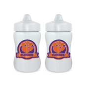 Sippy Cup (2 Pack) - Clemson University