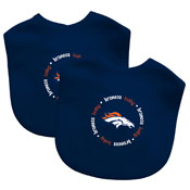 Bibs (2 Pack) - Denver Broncos