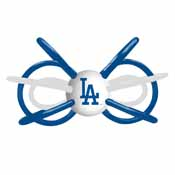 Teether/Rattle - Los Angeles Dodgers