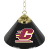 Central Michigan University Single Shade Bar Lamp - 14 inch