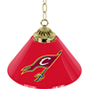 Cleveland Cavaliers NBA Single Shade Bar Lamp - 14 inch