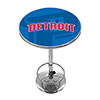 NBA Chrome Pub Table - Fade - Detroit Pistons