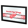 NHL Framed Logo Mirror - Detroit Redwings