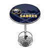 NHL Chrome Pub Table - Watermark - Buffalo Sabres