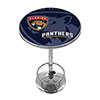 NHL Chrome Pub Table - Watermark - Florida Panthers