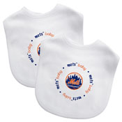 Bibs (2 Pack) - New York Mets