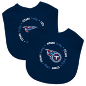 Bibs (2 Pack) - Tennessee Titans